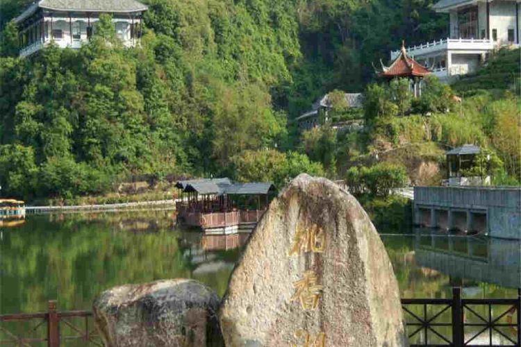 Beixiwenyuan Scenic Area4