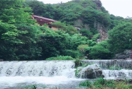 Xialin Jiutian Silver Waterfall Scenic Area