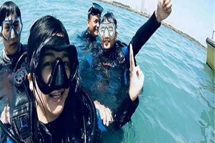東山島出海浮潛體驗2