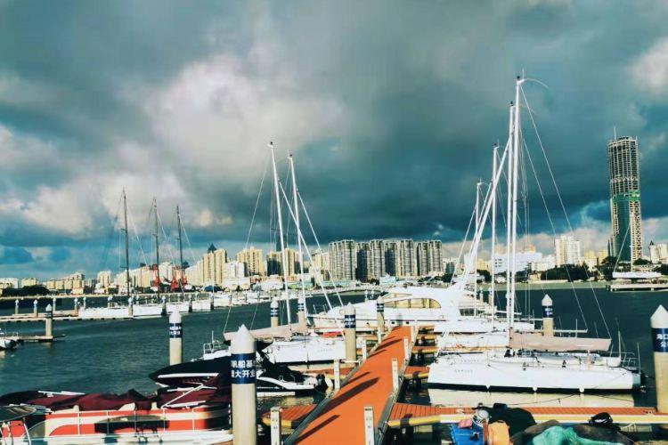海口市國家帆船基地公共碼頭3
