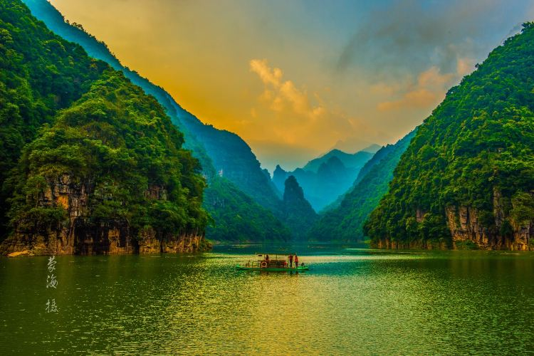 Jinxiu Shengtang Lake Ecotourism Scenic Area2
