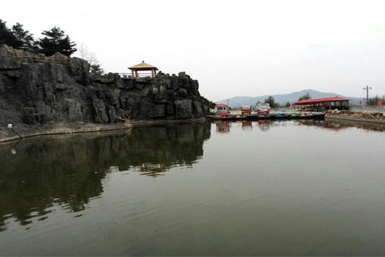 Yunxia Cave Scenic Area4