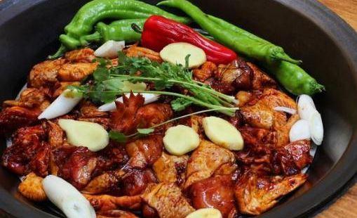 福海雞兔鍋菜館