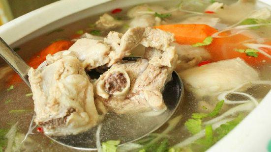 尕東子盆盆肉(鐵路局店)