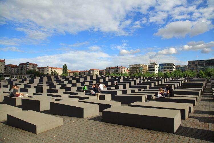歐洲被害猶太人紀念碑3