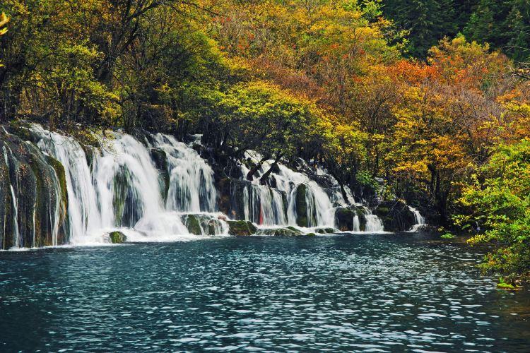 Jianzhuhai Waterfall3