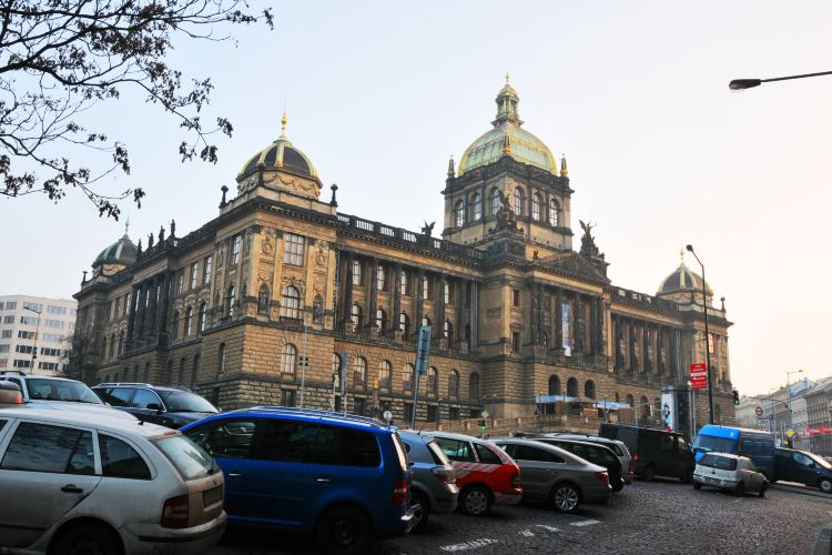 Wenceslas Square2
