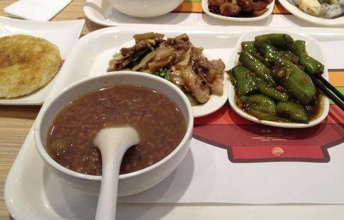 泉捷中式快餐