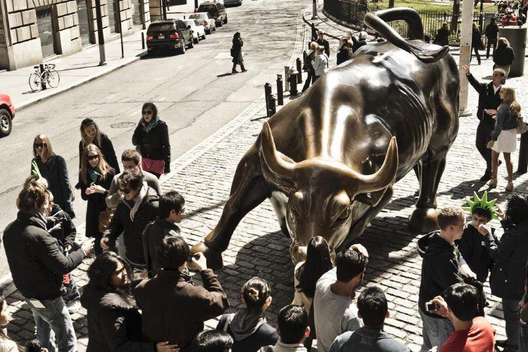 Charging Bull (Wall Street Bull)3