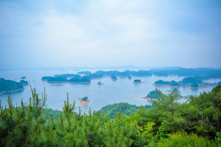 千島湖景區1
