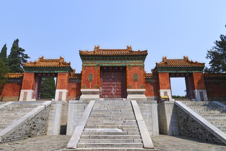 Western Qing Tombs2