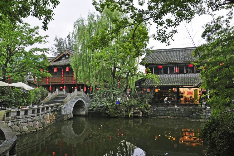 Jinli Ancient Street3