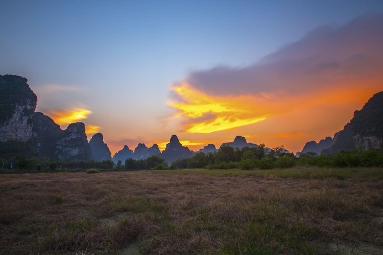 Mingshi Scenic Area4