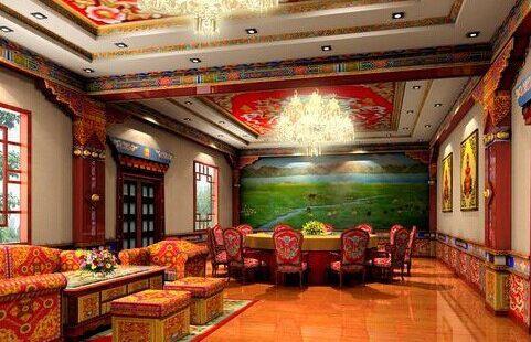 綠海明珠藏餐館