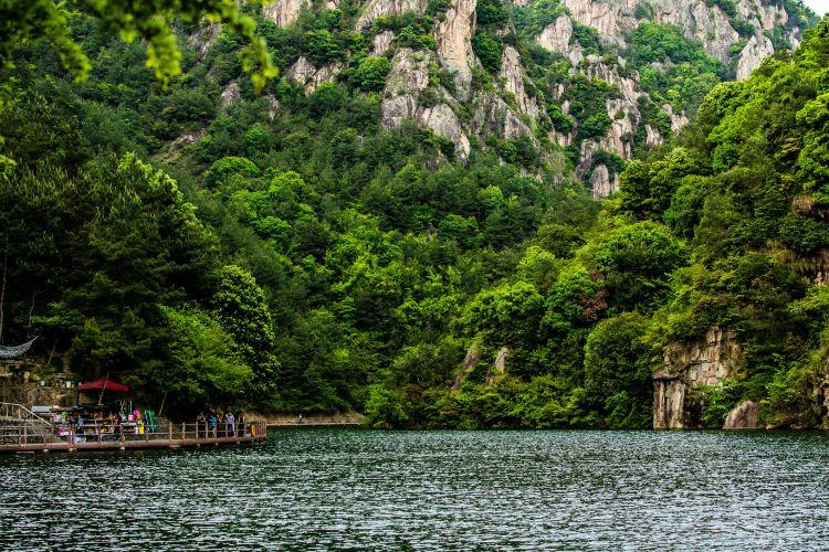 Tiantai Mountain Scenic Spot4