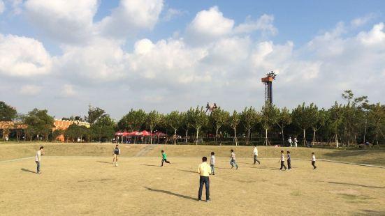顧村公園燒烤區