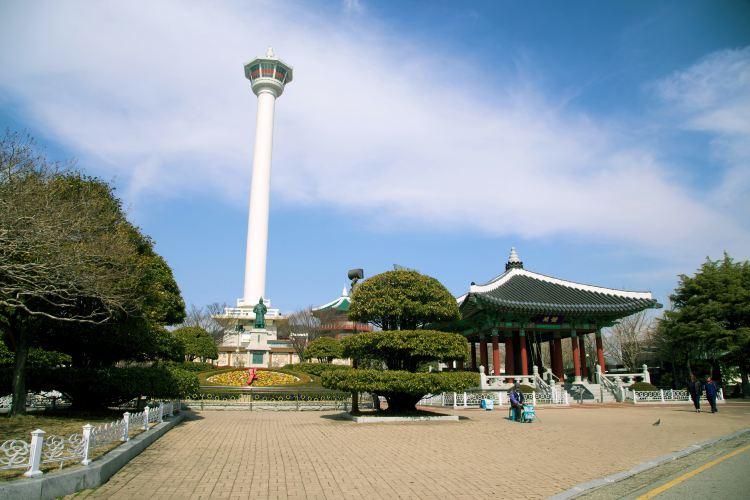 龍頭山公園1