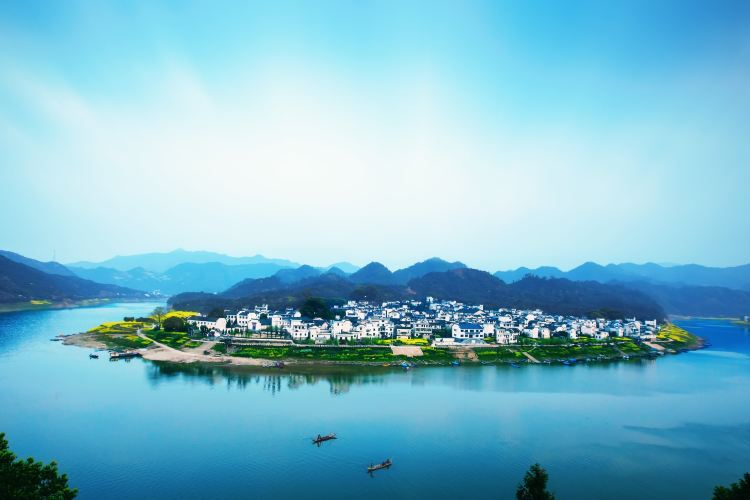 Xin'an River Landscape Gallery2