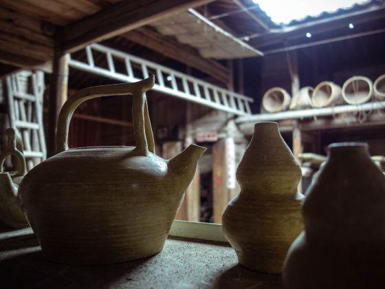 Hemu Caitao Wenhua Cun Sceneic Area
