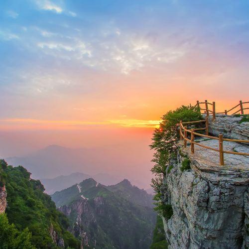 Baishishan World Geopark