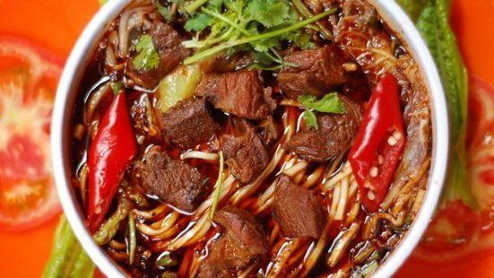 徐安忠牛肉麵(一分店)