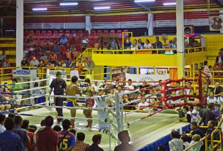 Ao Nang Krabi Thai Boxing Stadium