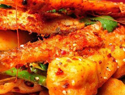 隆昌海鮮燒烤
