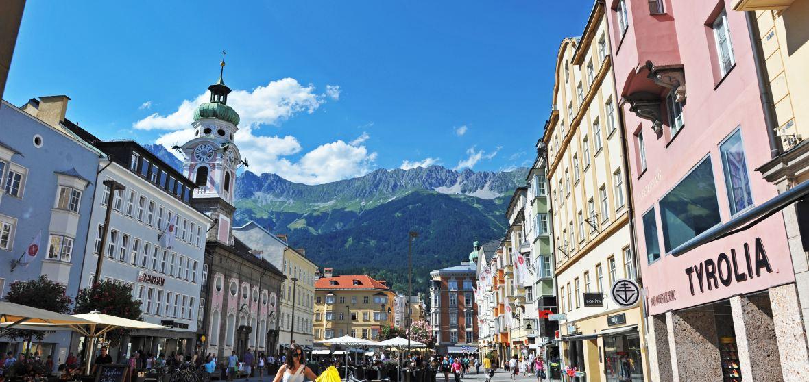 奧地利阿爾卑斯山