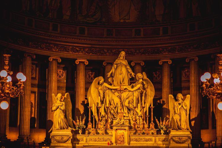 L'Église de la Madeleine4