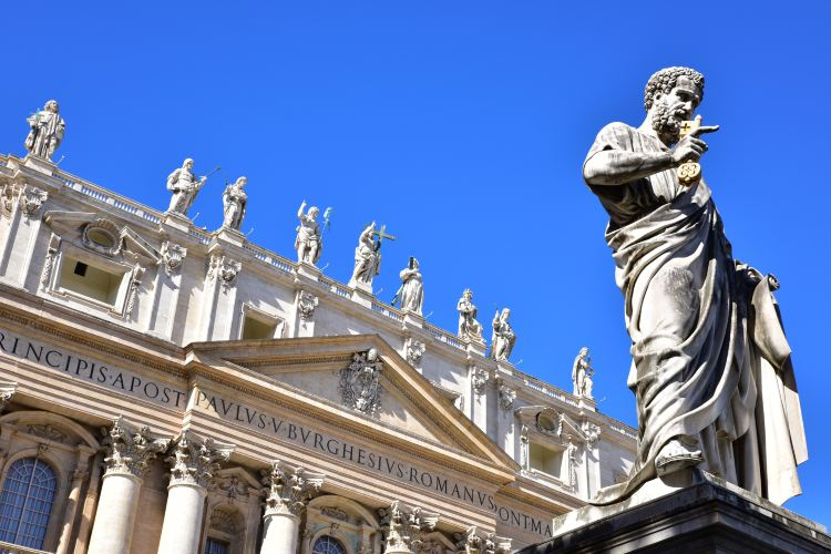 St. Peter's Square2
