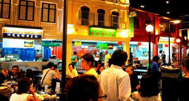 Malaysian Food Street2