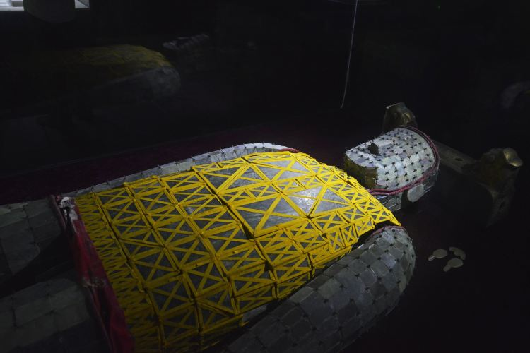 Mancheng Han Tomb2