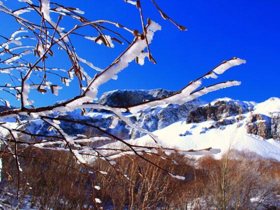 Changbai Mountain Scenic Area