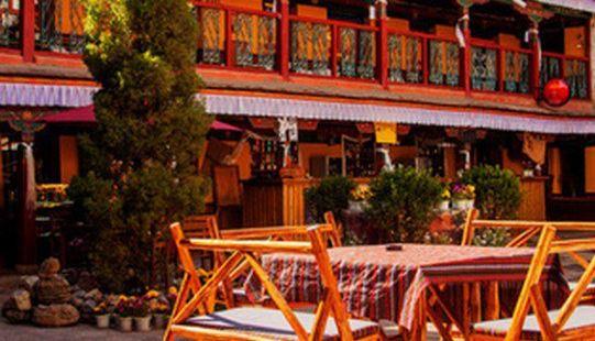 邦達倉咱們的藏餐館(八角街2分店)