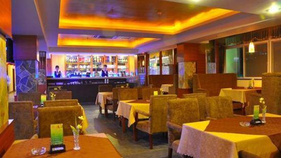 富鵬花園酒店咖啡廳
