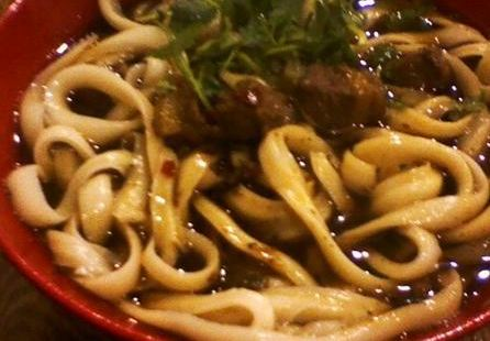 三仟碗削麵(大學路店)
