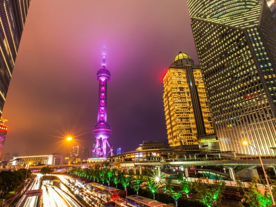 Oriental Pearl Radio & Television Tower