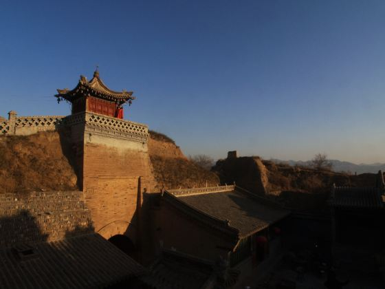Nuanquan Ancient Town
