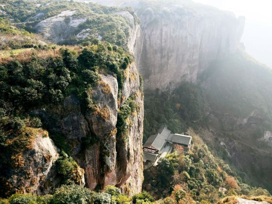 溫嶺方山景區