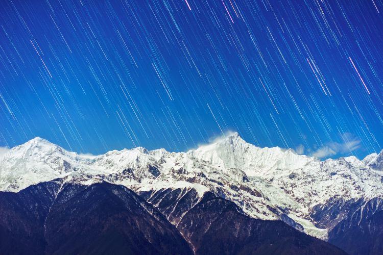 卡瓦格博峰2