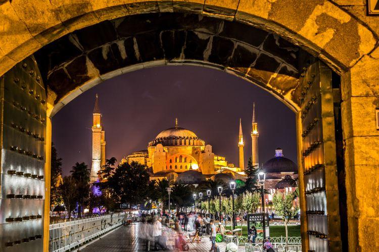 Hagia Sophia Museum1