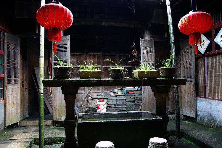 Xiamei Ancient Residence2