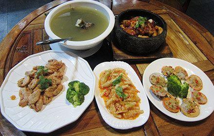 悠閑居餐廳 吃飯歎茶的好地方