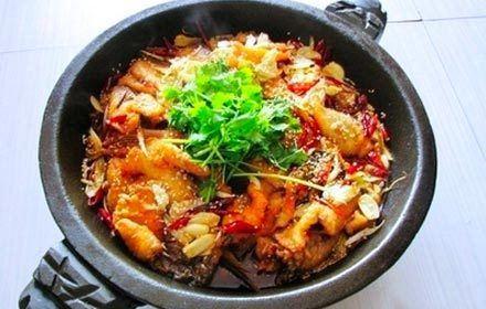 巴鄉石鍋魚