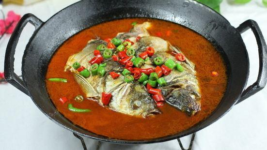 馬培超鐵鍋王飯館