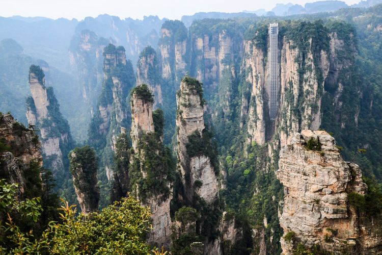 Zhangjiajie National Forest Park1