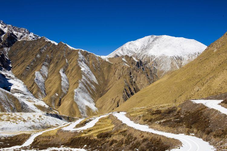 Qilian Mountains2