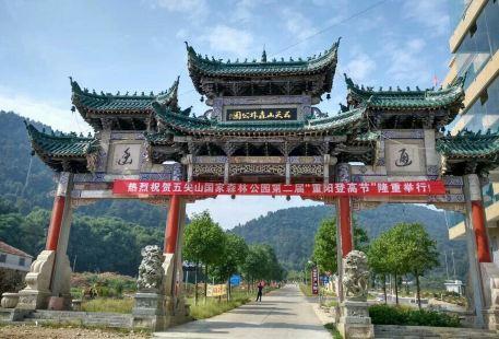 Wujianshanguojia Forest Park