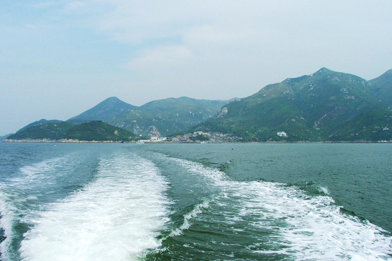 Dayushan Island