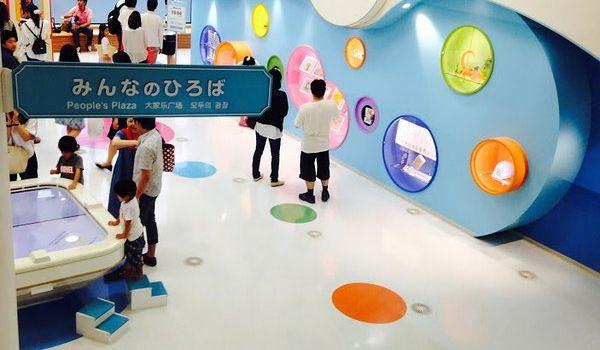 哆啦A夢主題公園及餐廳(藤子不二雄博物館)1